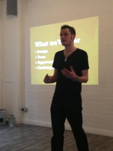 Design is often neglected: Kyle Gawley from GetInvited