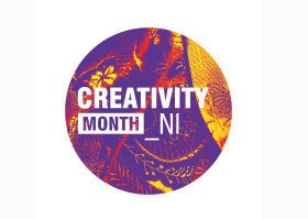 Creativity Month is supported by DCAL and operated by the Nerve Centre