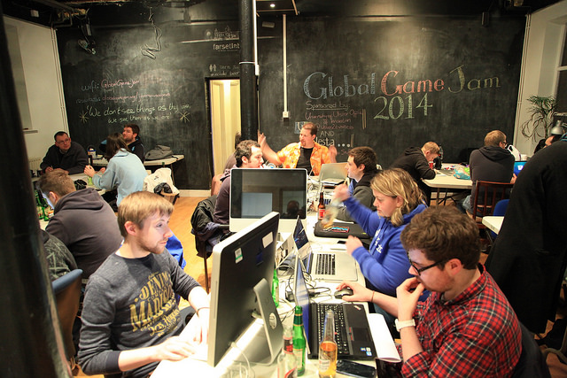 Global Game Jam 2015 | 23rd-25th January