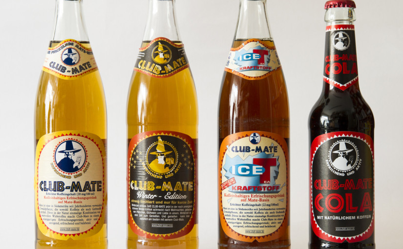 More Caffeine! More Club Mate!