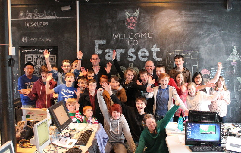 Raspberry Jam visits Derry~Londonderry   28th March